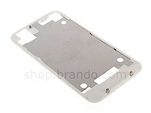 iPhone 4S Back Cover Supporting Frame - White