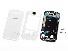 Samsung Galaxy S III I9300 Replacement Housing - White