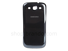 Samsung Galaxy S III I9300 Replacement Back Cover - Dark Blue