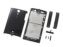 Sony Xperia Ion LT28i Replacement Housing - Black