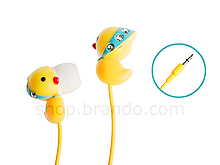Duck Style Stereo Headphone