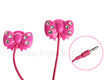 Little Ribbon Style Stereo Headphone
