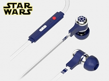 Tribe Star War R2-D2 3.5mm In-Ear Headphone