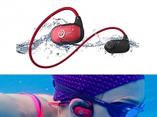 E'NOD Waveport Waterproof Bluetooth Headset