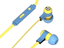 Tribe Minions Carl 3.5mm In-Ear Earphones