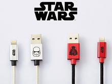 infoThink Star Wars - Lightning USB Sync Charging Cable