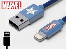 Tribe Captain America Lightning USB Cable