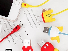 Disney Buttocks Series Lightning Cable