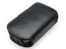 Brando Workshop Leather Case for Dopod P100 (SideOpen)