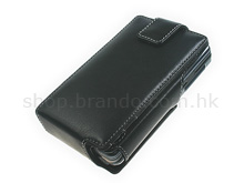 Brando Workshop Leather Case for Asus My Pal A636 (Flip Top)