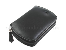 Brando Workshop Leather Case for Dopod 900 (Zip)