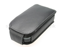 Brando Workshop Leather Case for Dopod P100 (Flip Top)