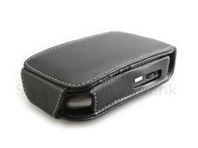 Brando Workshop Leather Case for BlackBerry 8700 series (FlipTop)