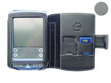 Brando Workshop Leather Case for Palm Zire 71 (Side Open)