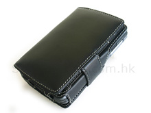 Brando Workshop Leather Case for Asus My Pal A636 (Side Open)