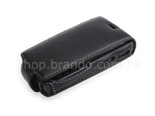 Brando Workshop Leather Case for Samsung i607 (Flip Top)