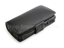 Brando Workshop Leather Case for Samsung i607 (SideOpen)