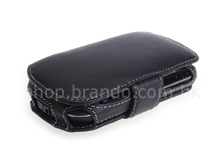 Brando Workshop Leather Case for HTC S620 (Side Open)