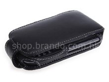 Brando Workshop Leather Case for HTC S620 (FlipTop)