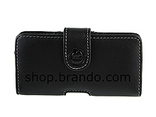 Brando Workshop Leather Case for Sony Ericsson Xperia Arc (Pouch Type)