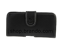 Brando Workshop Leather Case for LG Optimus 2X LG-P990 (Pouch Type)