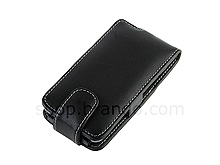 Brando Workshop Leather Case for LG Optimus 2X LG-P990 (Flip Top)