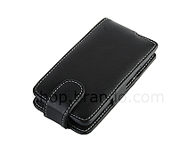Brando Workshop Leather Case for Samsung Galaxy S II (Flip Top)