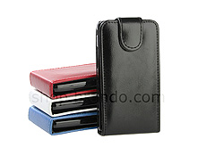 Samsung Galaxy S II Fashionable Flip Top Leather Case