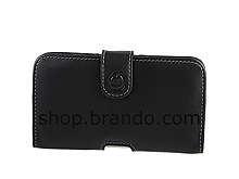 Brando Workshop Leather Case for Samsung Galaxy Note (Pouch Type)