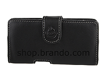 Brando Workshop Leather Case for Sony Xperia S (Pouch Type)