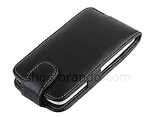 Brando Workshop Leather Case for HTC One X (Flip Top)