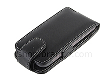 Brando Workshop Leather Case for HTC One V (Flip Top)