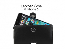 Brando Workshop Leather Case for iPhone 6 (Pouch Type)