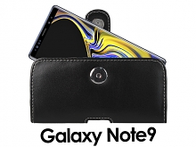 Brando Workshop Leather Case for Samsung Galaxy Note9 (Pouch Type)