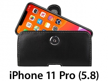 Brando Workshop Leather Case for iPhone 11 Pro (5.8) (Pouch Type)