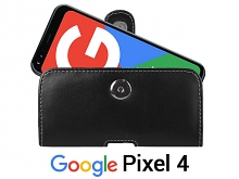 Brando Workshop Leather Case for Google Pixel 4 (Pouch Type)