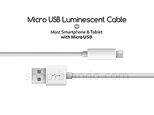Micro USB Luminescent Cable