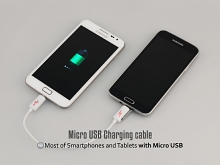 Micro USB to Micro USB Charging cable