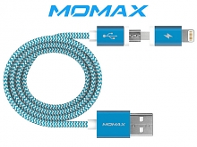 Momax Elite Link microUSB + Lightning Sync Charging Cable
