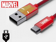 Tribe Iron Man micro USB Cable