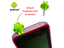 Plug-in 3.5mm Earphone Jack Accessory - Android