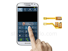 Dual SIM Adapter for Samsung Galaxy S4/ S5