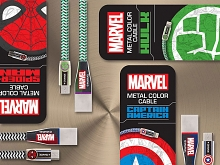 Marvel Metal Color Cable
