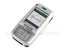 Brando Workshop HTC 5800 / HTC Libra 100 Metal Case