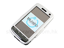 Brando Workshop HTC Touch HD Metal Case