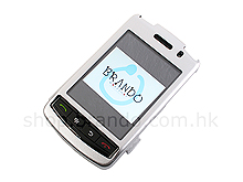 Brando Workshop BlackBerry Storm 9500 Metal Case