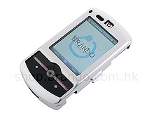 Brando Workshop HP iPAQ Data Messenger Metal Case