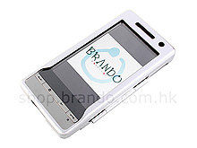 Brando Workshop HTC Touch Diamond 2 Metal Case (without Screen Cover Protection)