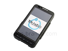 Brando Workshop HTC HD2 Metal Case (with Screen Cover Protection)