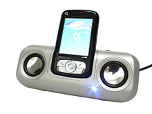 O2 xda Atom Music Dock